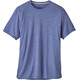 Patagonia Nine Trails SS Shirt Men Viking Blue